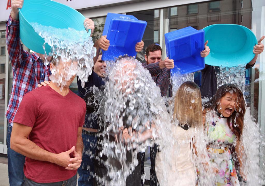 留意「冰桶挑戰」的潛在風險