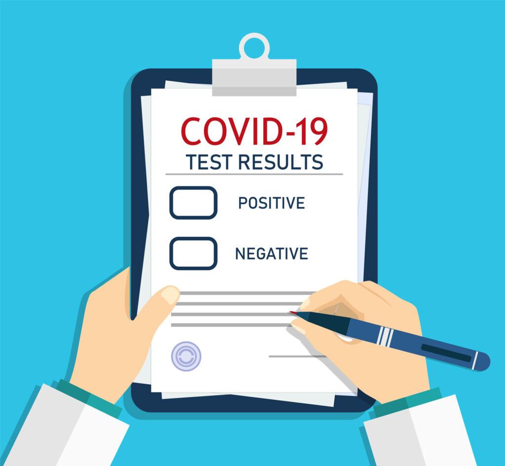 新型冠狀病毒測試服務(深喉唾液化驗),最快3小時有結果。