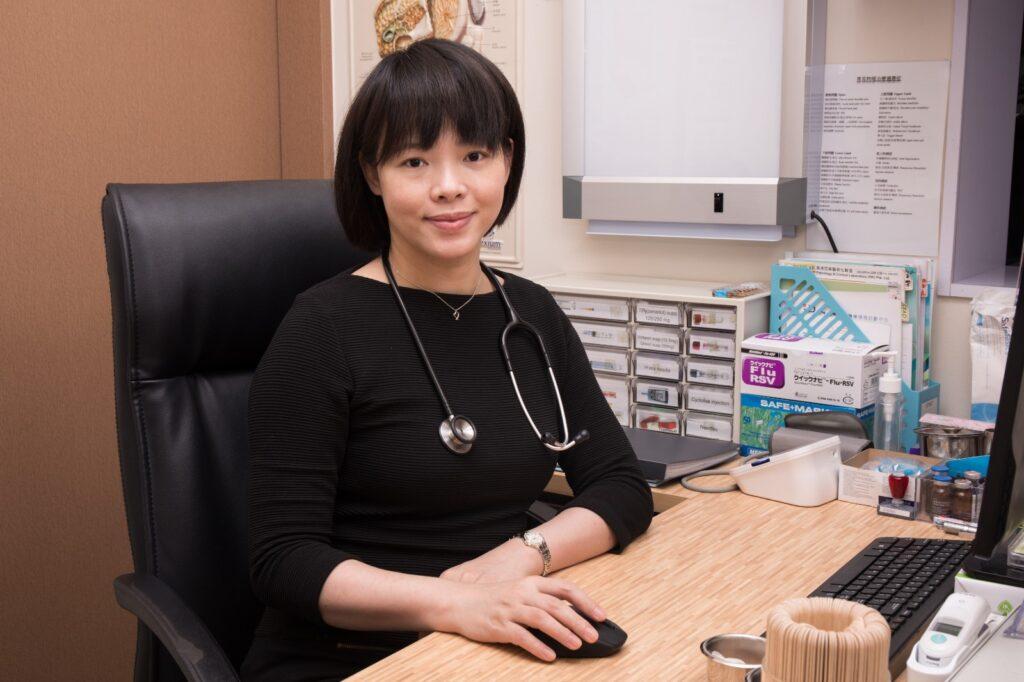 家庭醫生朱貴霞醫生