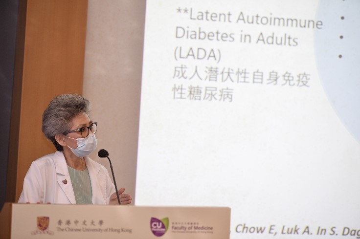 陳重娥教授表示,每位糖尿病患者都有其獨特之處,尤其是年輕患者的發病原因複雜,包括遺傳、環境、社會心理和生活方式。因此確定發病成因,對提升個人化治療的成效非常重要。