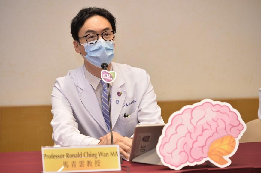 馬青雲教授指出,年輕糖尿病患者的預期壽命會較一般人縮短7至8年。
