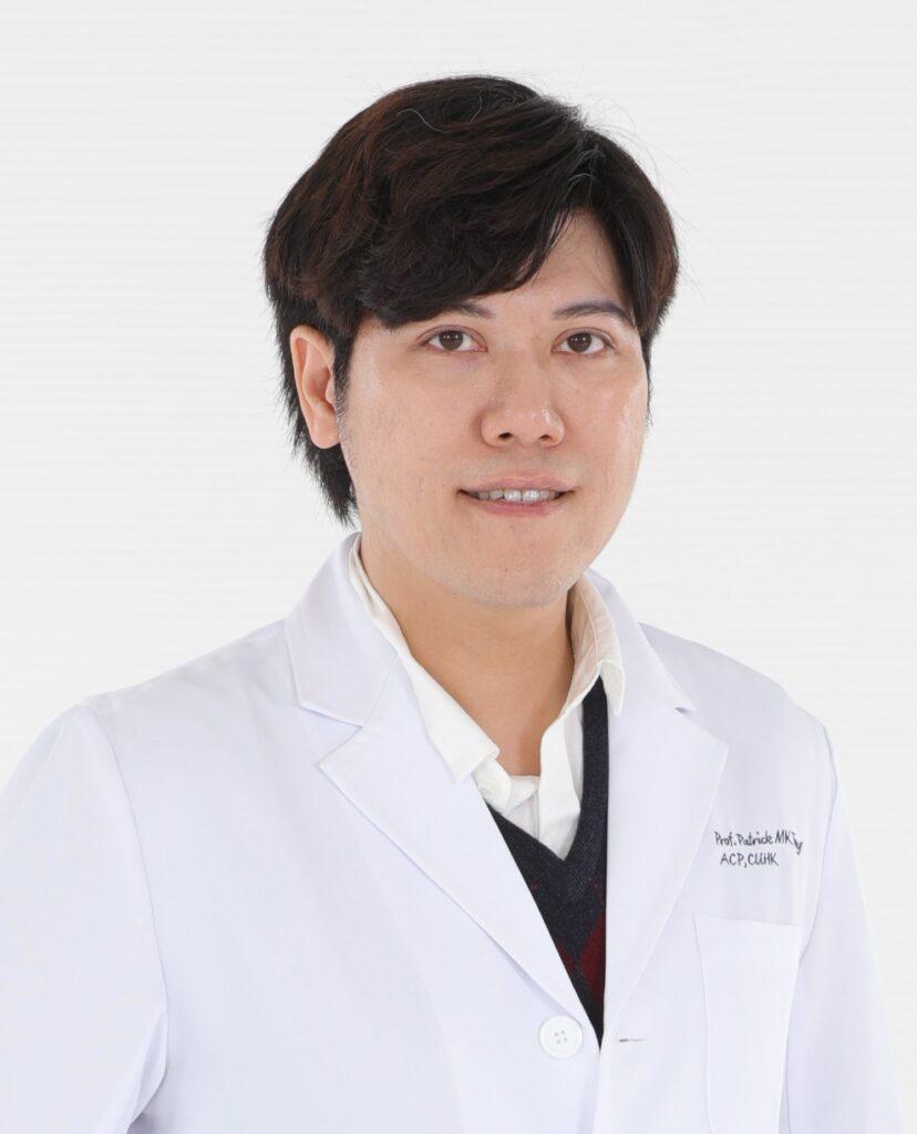 中大醫學院病理解剖及細胞學系助理教授鄧銘權博士