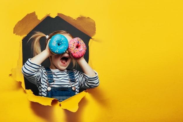 人類天生就好甜,特別是小朋友,有哪個不愛吃糖果?