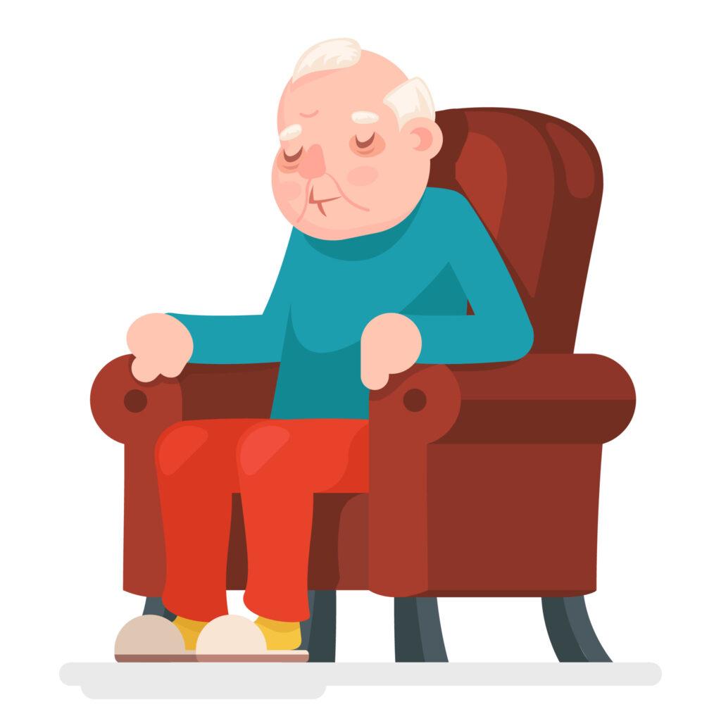 """中醫養生主張睡""""子午覺"""",就是說夜半子時應在睡夢中,中午午時也可小睡一會兒,這樣可彌補夜間睡眠的不足,有益健康。"""