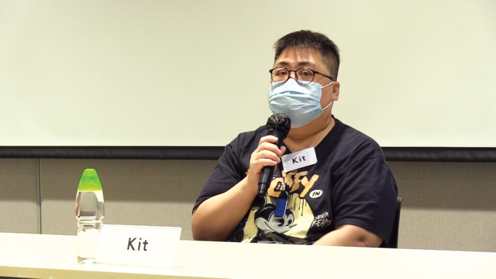 等候5年,Kit終於在2016年成功換腎,不用再經歷洗血之苦,換腎後終於可以正常小便。