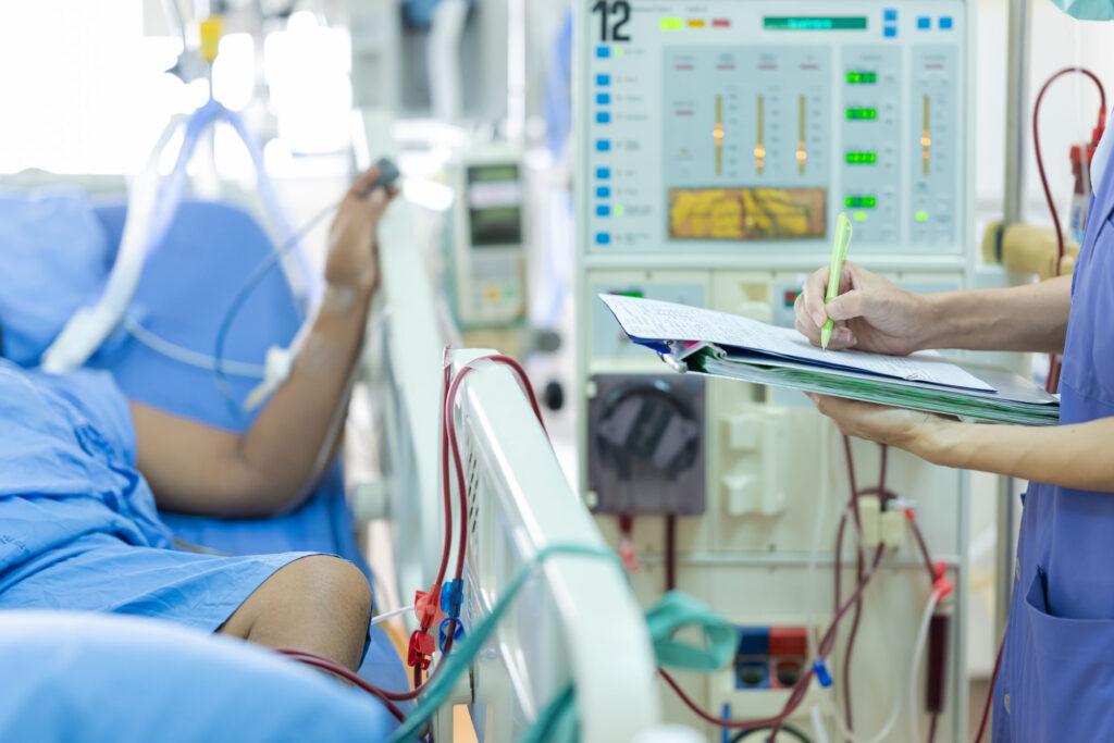 約三成糖尿病患者現慢性腎病,情況嚴重甚至會演變成腎衰竭。