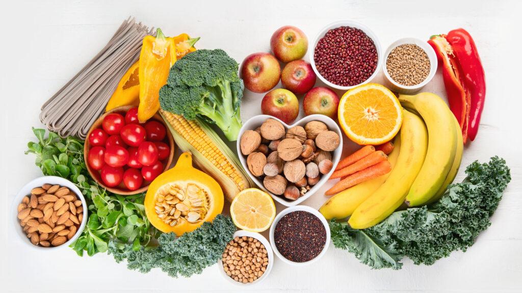 無論哪一種減肥方法,都推薦進食原型食物,盡量避免加工食物。