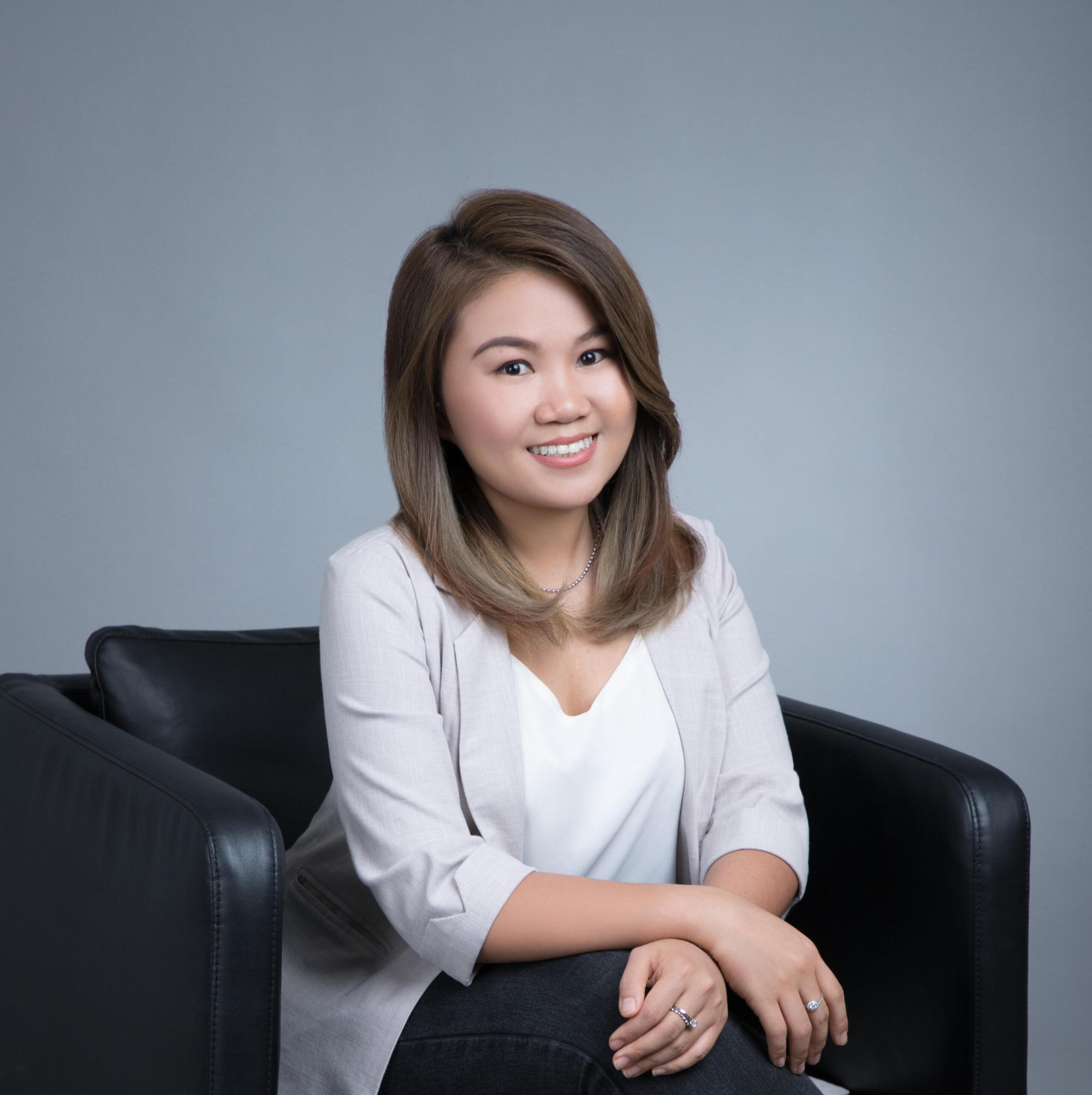 美國Naha高階芳療師︳國家高級芳香理療師 Phoebe Leung