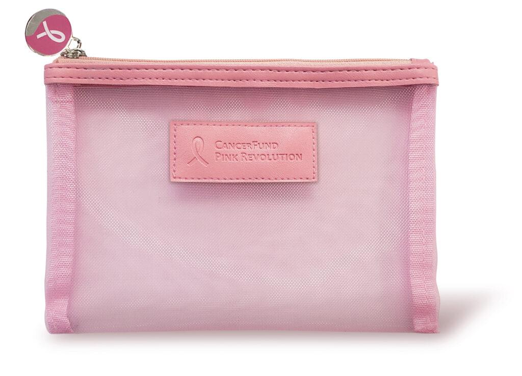 粉紅限量化妝袋