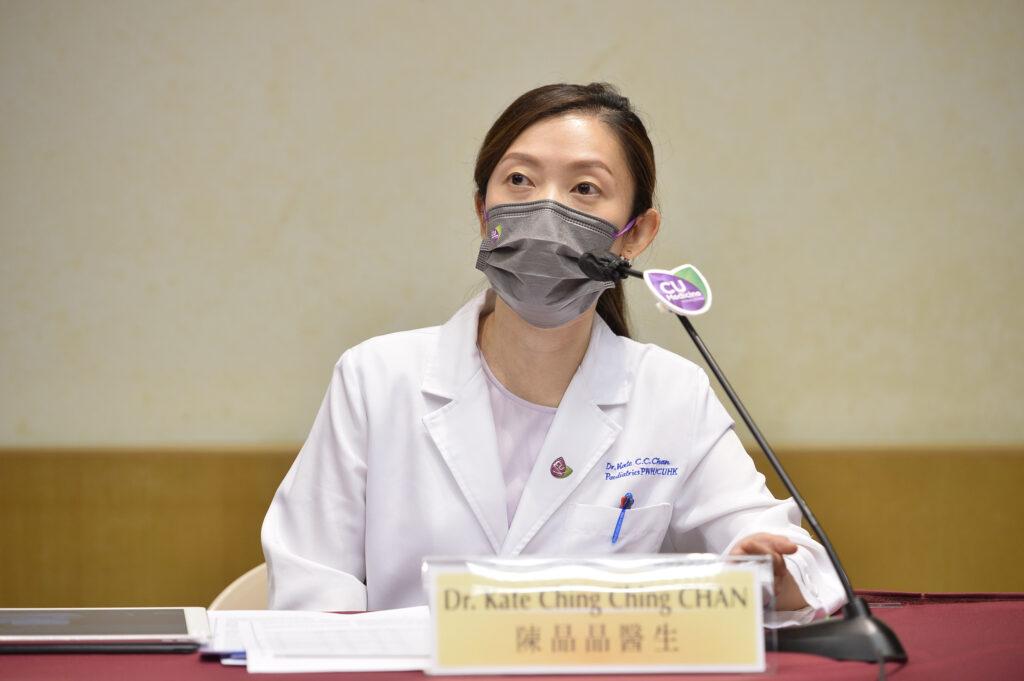陳晶晶醫生表示,團隊將會為同一批研究對象進行18至20年的跟進,了解睡眠窒息症,對健康的長期影響。